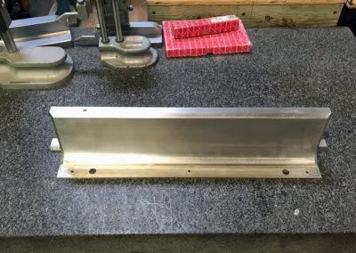Aluminum Pattern Portion